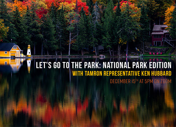 Let's Go To The Park: National Park Edition