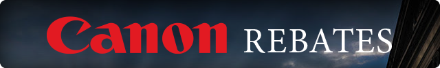 canon rebate 640x100
